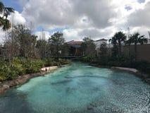 Весны Дисней, Орландо, Флорида Стоковое Изображение