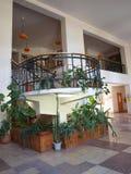 вестибюль офиса Стоковая Фотография