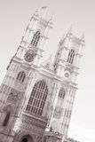 Вестминстерское Аббатство, Лондон; Англия; Великобритания Стоковая Фотография