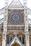 Вестминстерское Аббатство, один из самого важного английского виска, Лондон, Великобритания Стоковая Фотография RF
