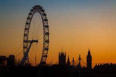 Вестминстер Лондон Великобритания Стоковое Изображение RF