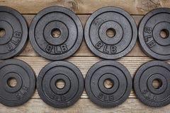 Весы пригодности Стоковые Фотографии RF