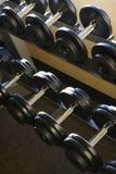 весы рядков шкафа руки Стоковое Изображение RF