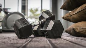Весы спортзала Стоковое Изображение