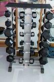 Весы спортзала стоковая фотография rf