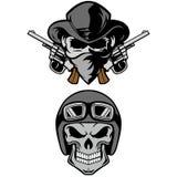 Весьма голова бандита для дизайна Стоковое Изображение RF