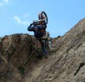 Весьма мотоцилк Стоковые Фото