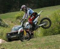 Весьма мотоцилк Стоковое Изображение RF