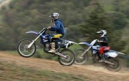 Весьма мотоцилк Стоковые Изображения