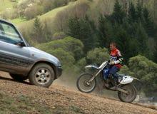 Весьма мотоцилк Стоковые Изображения RF