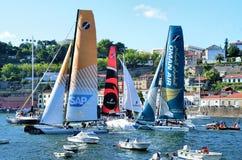 Весьма серия Porto июль 2012 Sailing Стоковые Фото