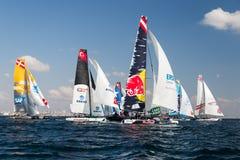 весьма серия sailing Стоковое Изображение RF