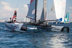 весьма серия sailing Стоковые Изображения RF