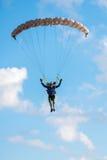 Весьма skydiver спорта Стоковая Фотография RF