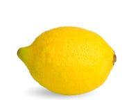 Весь лимон стоковое изображение rf