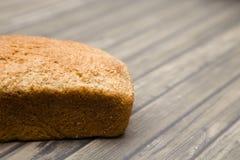 Весь ломоть хлеба пшеницы Стоковые Изображения