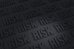 Весь риск Стоковое Изображение RF