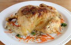 Весь цыпленок Стоковое Изображение
