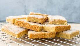 Весь Shortbread масла Стоковое Изображение