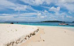 Весёлый остров томбуя, Port Blair Стоковое Изображение RF