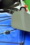 Весла шлюпки Стоковое фото RF