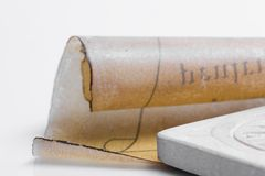 вес бумаги стоковая фотография rf