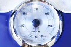 вес маштаба Стоковая Фотография RF
