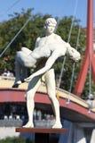 Вес одной скульптуры собственной личности Стоковые Фото