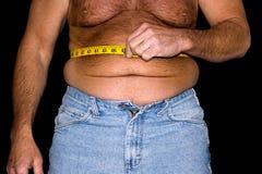 вес потери Стоковые Фотографии RF