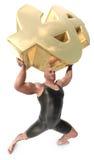 вес lifter Стоковое Изображение RF