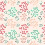 Ветви в ярких цветах Стоковое Фото