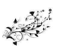 Ветви с цветками. Стоковое Фото