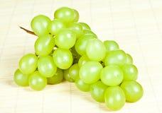 Ветвь зеленых виноградин Стоковые Фото
