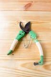 Ветвь ножниц Стоковое Фото