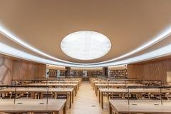 Ветвь публичной библиотеки Калгари центральная стоковые изображения