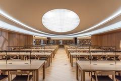 Ветвь публичной библиотеки Калгари центральная стоковое изображение rf