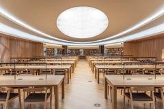 Ветвь публичной библиотеки Калгари центральная стоковая фотография rf