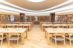 Ветвь публичной библиотеки Калгари центральная стоковая фотография