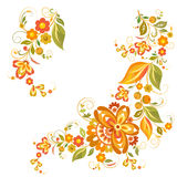 Ветвь с цветком Стоковое фото RF