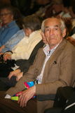 Ветераны, выведенные из строя и престарелые, пенсионеры, зрители концерта призрения Стоковая Фотография