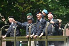 ветераны дня Стоковая Фотография RF