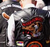 Ветераны - никогда не забывайте Стоковая Фотография RF