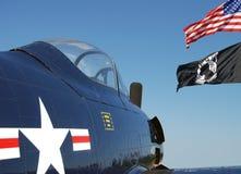 ветераны салюта ro Стоковая Фотография RF