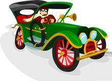 ветеран автомобиля Стоковая Фотография