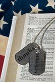 ветеран веры s Стоковое фото RF