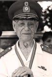 Ветеран Второй Мировой Войны Стоковое Фото