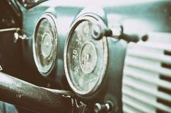 Ветеран деталей автомобиля Шевроле 3300 ретро Стоковые Фото