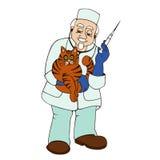 ветеринар Стоковое фото RF