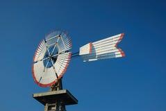 ветер альтернативной энергии Стоковое Изображение