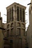 ветер башни Дубай Стоковое фото RF